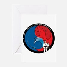 Martial Arts Greeting Cards (Pk of 10)