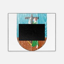 Montserrat Coat Of Arms Picture Frame