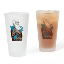 darwin copy.png Drinking Glass