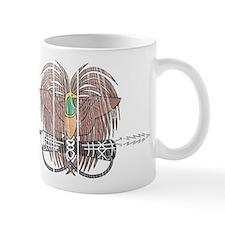 Papua new Guinea Coat Of Arms Mug