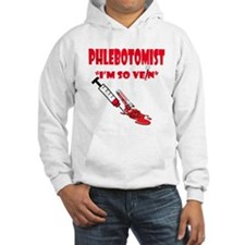 phlrbotomist Hoodie