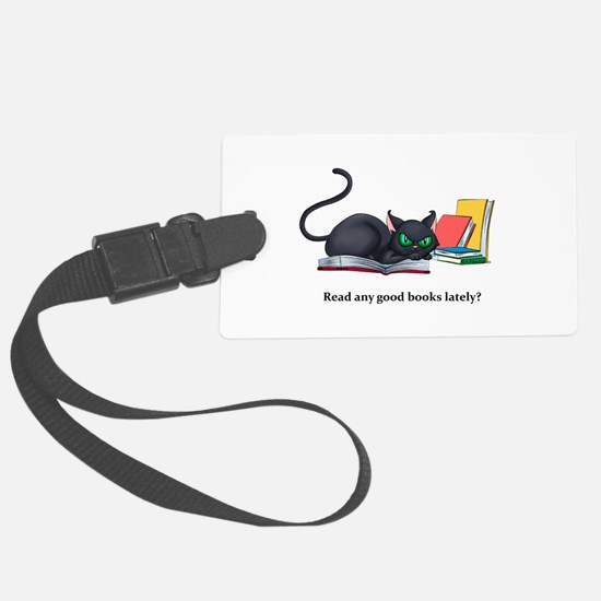 Read any good books lately? Luggage Tag