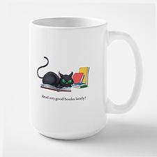 Read any good books lately? Mug