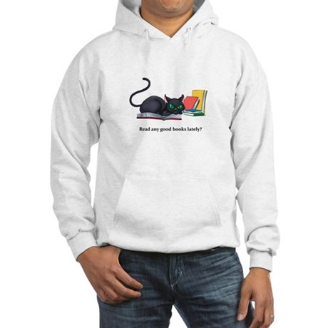Read any good books lately? Hooded Sweatshirt