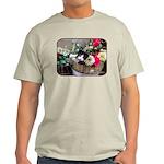 Kitten in a Basket Light T-Shirt