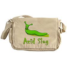 Acid Slug Messenger Bag