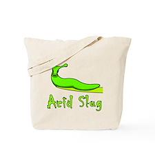 Acid Slug Tote Bag