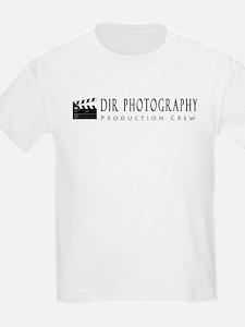 DIrector of Photography DP T-Shirt