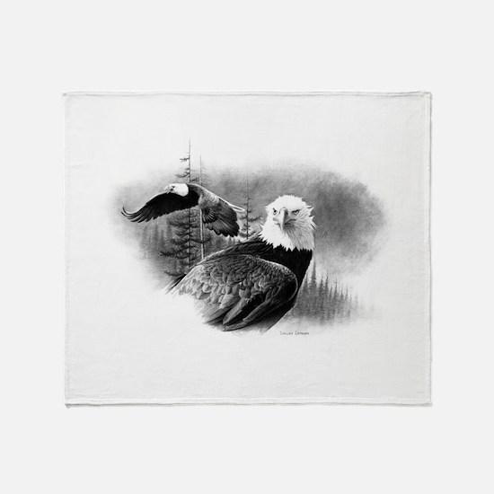 Eagles Throw Blanket