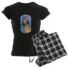 Sloughi Pajamas