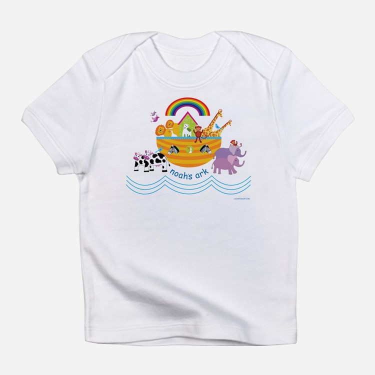Noahs Ark Animals Infant T-Shirt