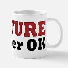 Torture Is Never OK Mug
