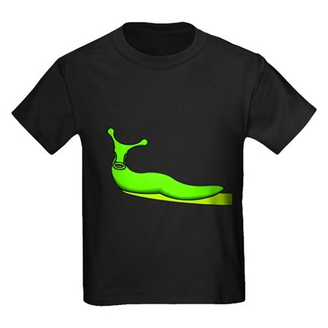 Acid Slug Kids Dark T-Shirt