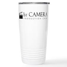 First 1st Camera Travel Mug