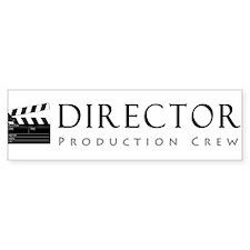 DIrector Bumper Sticker