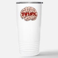 Think Brain Travel Mug
