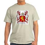 Zyzemski Coat of Arms Ash Grey T-Shirt
