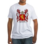Zyzemski Coat of Arms Fitted T-Shirt
