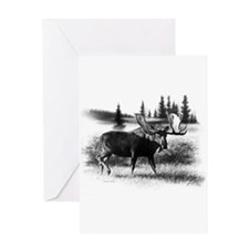 Northern Disposition Greeting Card