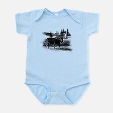 Northern Disposition Infant Bodysuit