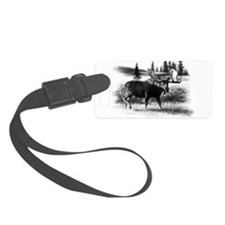 Northern Disposition Luggage Tag