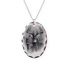 Big Buck Necklace