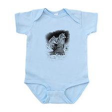 Foxes.tif.png Infant Bodysuit