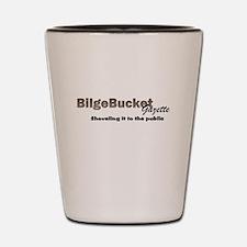 BilgeBucket Gazette Shot Glass