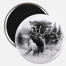 Elk Bugle.tif.png Magnet