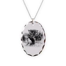 Elk Bugle.tif.png Necklace