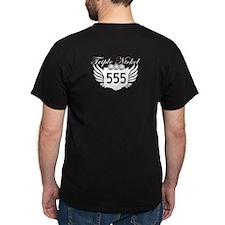 Triple Nickel For Black Shirts T-Shirt