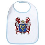 Zlota Coat of Arms Bib