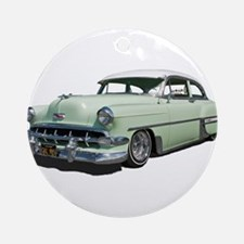 1954 Chevy Bel Air Ornament (Round)