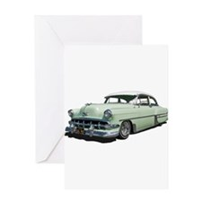1954 Chevy Bel Air Greeting Card