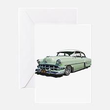 1954 Chevy Bel Air Greeting Card