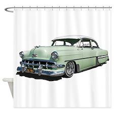 1954 Chevy Bel Air Shower Curtain