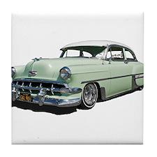 1954 Chevy Bel Air Tile Coaster