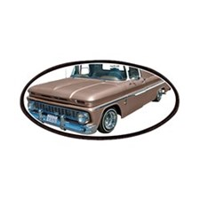 1963 Chevy C10 Patches