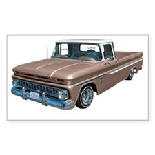 1963 Chevy C10 Decal