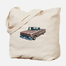1963 Chevy C10 Tote Bag
