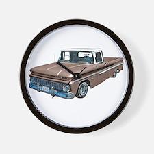 1963 Chevy C10 Wall Clock