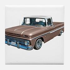 1963 Chevy C10 Tile Coaster