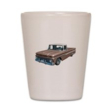 1963 Chevy C10 Shot Glass