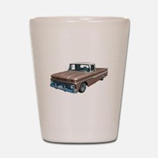 1963 Chevy C10 Shot Glass