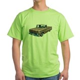 Classic truck Green T-Shirt