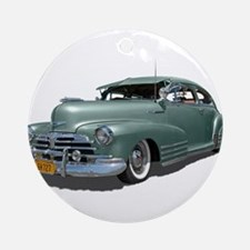 1948 Chevy Fleetline Ornament (Round)