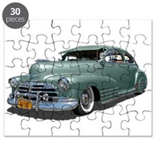 1948 Chevy Fleetline Puzzle