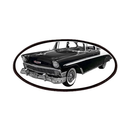 1956 Chevy Bel Air Patches