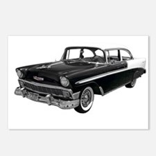 1956 Chevy Bel Air Postcards (Package of 8)