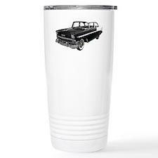 1956 Chevy Bel Air Travel Coffee Mug